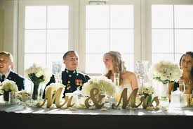 gold glitter mr and mrs sign wedding sweetheart table decor mr