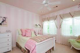Pottery Barn Kids Bedrooms Traditional Kids Bedroom With Interior Wallpaper U0026 Crown Molding