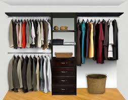solid wood closets walk in closet organizers pre configured 3