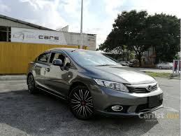 used honda civic 2013 honda civic 2013 s i vtec 1 8 in selangor automatic sedan grey for