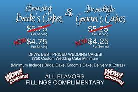 wedding cake pricing per serving similiar cake servings chart