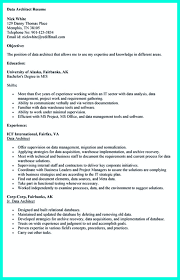 Sample Resume For Solution Architect by Architect Resume Sample Philippines Virtren Com