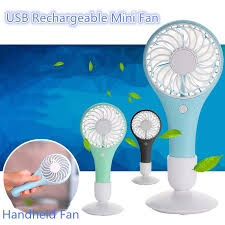battery operated handheld fan korea hot selling air cooler usb rechargeable fan battery operated