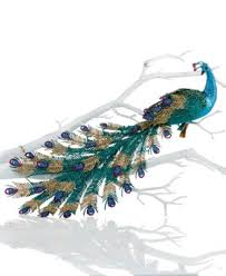 peacock ornament only at macy s for