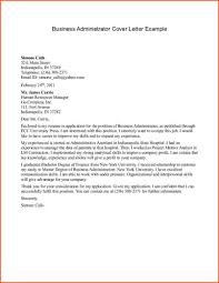 Human Resources Cover Letter Examples by Write Official Letter Sample A Interview Winning Example Of How