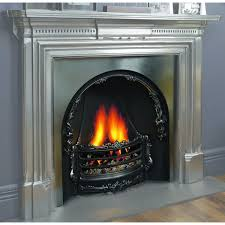 adelaide arched cast iron insert