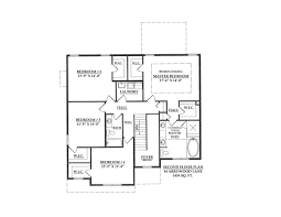 Second Floor Plan 84 Arrowood Lane New Homes For Sale Orchard Park Ny