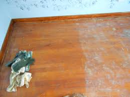 how to remove carpet adhesive from hardwood floors