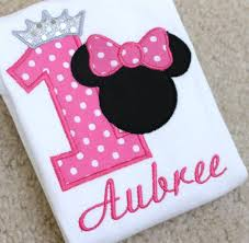 photo collection baby minnie mouse personalized
