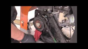 mvh plate compactor belt removal u0026 install youtube