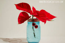 How To Use Mason Jars For Decorating 43 Mason Jar Christmas Crafts Fun Diy Holiday Craft Projects