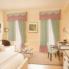 bedroom curtains with valance valance curtains for bedroom home design plan