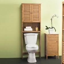 Space Saver Bathroom Vanity by Over Toilet Space Saver Buy Oak Finish Over The Toilet Space