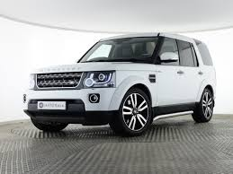 silver land rover discovery used 4x4 land rover discovery 4 for sale saxton 4x4