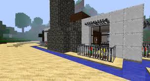 beach house designs minecraft