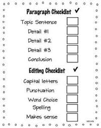 transition words for an informative paragraph 5th reading