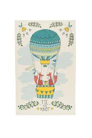now designs tie the knot dishtowel from minnesota by jenny