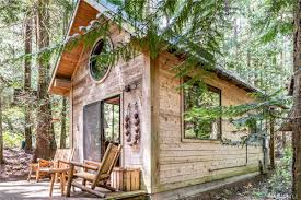 Tiny House Septic System by Trio Of Lopez Tinies Settle Into 5 Acres On Lopez Curbed Seattle