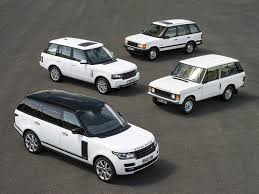 land rover queens range rover suv celebrates its 45th birthday today land rover