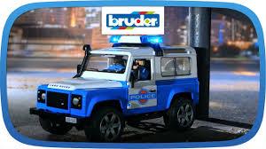 ranch land rover land rover defender station wagon polizeifahrzeug 02595