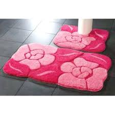 Pink Bathroom Rugs Pink Bathroom Rugs Free Home Decor Techhungry Us