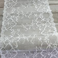 wide lace ribbon 6 5 vintage wide lace ribbon trim