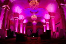 uplighting wedding how custom uplighting can drastically improve your wedding titus