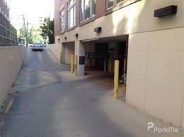 evanston library garage parking in evanston parkme