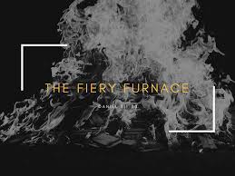 the image of god and the fiery furnace u2013 real life community
