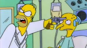 Mr Burns Excellent Meme - simpsons podcast simpsons memes four finger discount