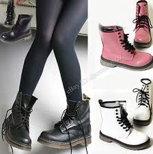 womens combat style boots target knockoff doc martens on the hunt