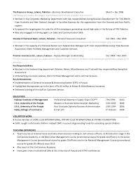 Premier Education Group Resume Resume Fasieh Mehta V 11
