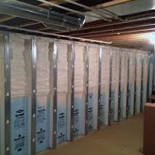 basement insulation nine apple trees
