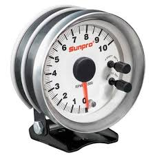 sunpro powerline performance tachometers cp2012 free shipping on