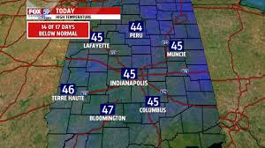 windy warm up for black friday shoppers spell underway fox59