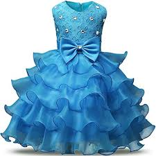 light blue dresses for kids little light blue dress amazon com