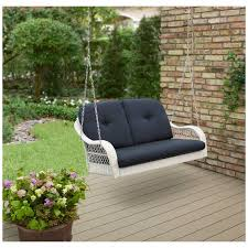 Hanging Patio Chair by Hanging Patio Swing Home Design Ideas And Pictures