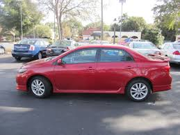 toyota corolla used for sale 2010 used toyota corolla s at place auto sales serving