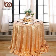 thanksgiving table cover beddingoutlet orange sequin tablecloth thanksgiving table cloth