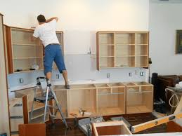 how to hang garage cabinets easylovely how to install garage cabinets 44 in simple home interior