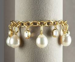 pearl bracelet with yellow gold images Best 25 south sea pearls ideas sea pearls south jpg