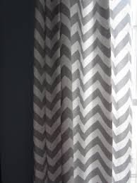 Silver And Blue Curtains Remodelaholic Blue Boys Bedroom Makeover With Chevron Curtains