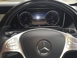 mercedes dashboard mercedes s class adl executive cars manchester chauffeurs