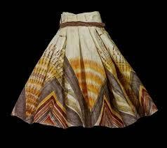 hawaiian pattern skirt this stunning skirt made from hawaiian kapa barkcloth encapsulates