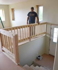 ana white build a wood handrail plans free and easy diy