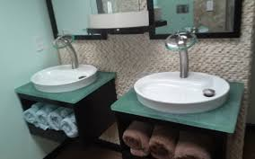 Tiny Bathroom Sinks by Bathroom Sink Square Vessel Sink Vanity Glass Bowl Sink White
