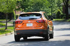 nissan rogue fuel economy 2017 nissan rogue sport first drive review rogue but less so