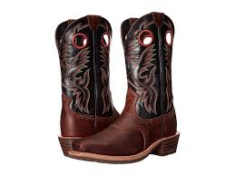 ariat s boots uk ariat heritage roughstock at zappos com