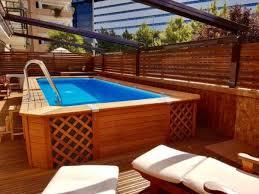 rivestimento in legno per piscine fuori terra piscine fuori terra in legno per il tuo giardino casanoi