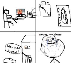 Alone Meme - my new never alone meme bodybuilding com forums